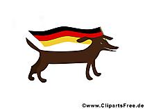 Duitse clipart