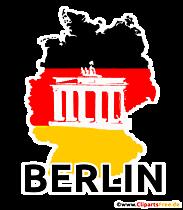 Design tricou Berlin, Brandenburget Tor PNG transparent