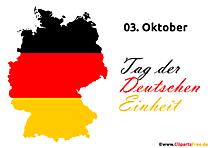 Ilustrația Zilei Unității Germane în rezoluție înaltă
