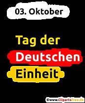 Ziua designului tricourilor German Unity