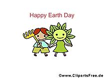 Clip Art Pic Earth Day