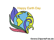 Earth Day illustraties, afbeelding, Pic, ECard