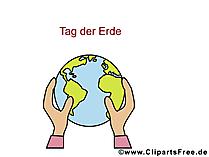 E-mail wenskaarten voor Earth Day