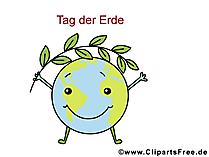 Dag van de aarde Clipart, afbeelding, illustratie, cartoon, GB afbeelding