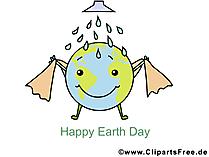 Gratis eCard voor Earth Day