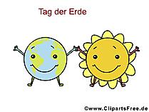 Earth Day Clipart, Foto, Illustratie, Cartoon, GB-afbeelding