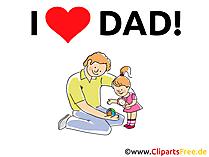 Vaderdag zeggen