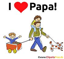 Vatertagsgeschenk - Bilder zum Vatertag