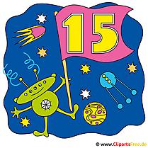Alein, UFO Bild, Clipart, Image