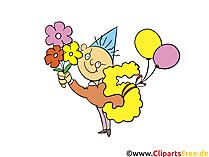 Geburtstagsbilder zum 5 Geburtstag