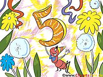 Kindergeburtstag Einladung 5 Jahre selbst gestalten