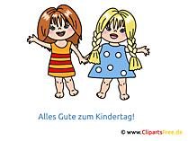 Bilder mit Kindern kostenlos zum Ausdrucken und Ausschneiden