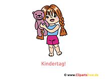 Kindertag - GB Pics, Gaestebuch Bilder