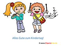 Bilder von Kinder für KiTa