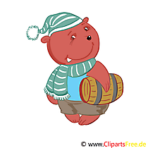 Cliparts für Kindergarten Teddybär gratis