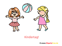 Kinder Illustrationen kostenlos