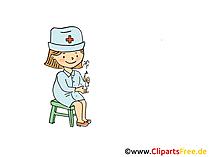 幼稚園の画像、クリップアート、漫画、グラフィック、コミック無料で看護師