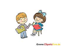 KiGaでの読書レッスン画像、クリップアート、漫画、グラフィック、コミックストリップ無料