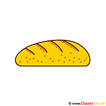 Brot Clipart-Bild kostenlos