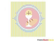 あなた自身の聖体拝領の招待状をデザインする
