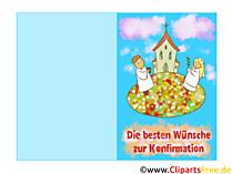 Życzenia po niemiecku na konfirmacja