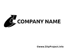 印刷用の無料のロゴテンプレート