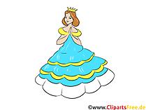 Masal, prenses, ücretsiz gösterim amacıyla