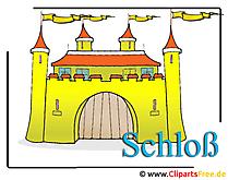 Märchenschloß Bild-Clipart free