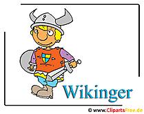 Vikinger-Clipart-free