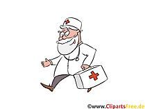 Chefarzt Clipart, Bild, Grafik