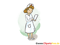 Hospital nurse Clip Art, Cartoon, Image