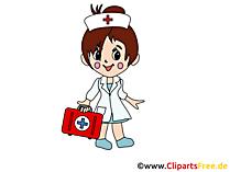 Krankenschwester Clip Art