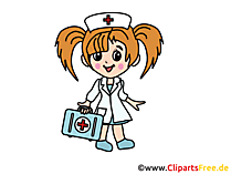 Krankenschwestern Bilder, Cartoons, Grafiken