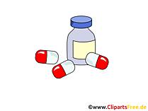 Medizin Bild, Clipart, Grafik