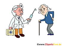 Rückenschmerzen Bild, Clipart, Grafik