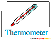 Thermometer Clipart free