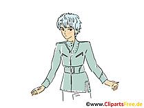 アニメマンガ漫画のイラスト