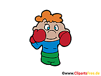 Boxing Clip Art Image free