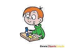 Malen Bild, Clipart, Illustration, Grafik, Zeichnung kostenlos