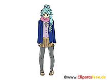 Manga Clipart free