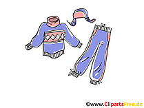 Kinderkleidung clipart  Mode Bilder, Cliparts, Illustrationen, Gifs, Grafiken kostenlos