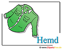 Hemd Clipart-Bild free