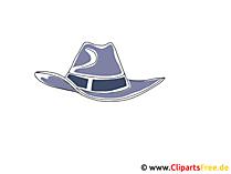帽子のクリップアート