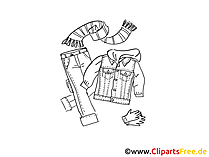 Kleidung Online Clipart, Bild, Illustration, Grafik,  Image kostenlos