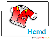 Mode clipart vrij shirt