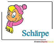 Gratis Clipart Schärpe