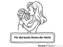 Anneler Günü için El Sanatları