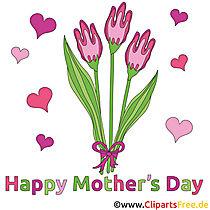 Resimlerle Anneler Günü için El Sanatları