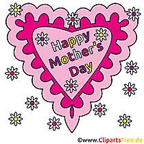 Glückwünsche zum Muttertag