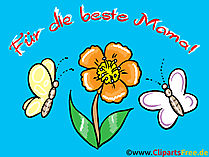 Happy Mother Day gift card